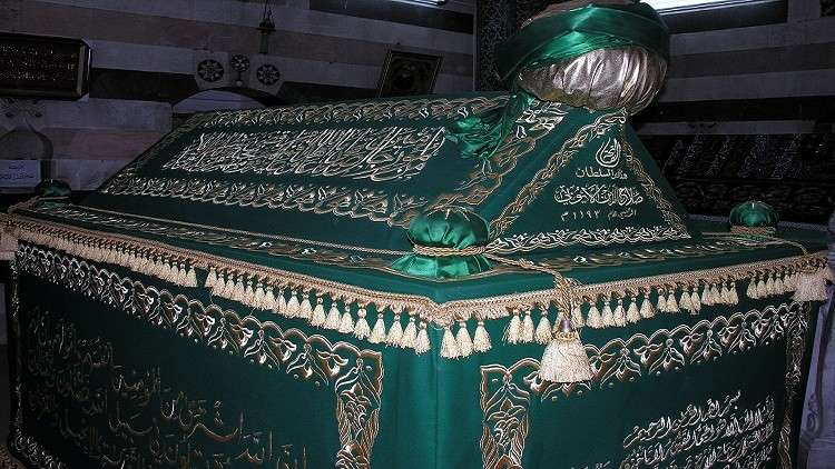 مقام صلاح الدين الأيوبي في دمشق