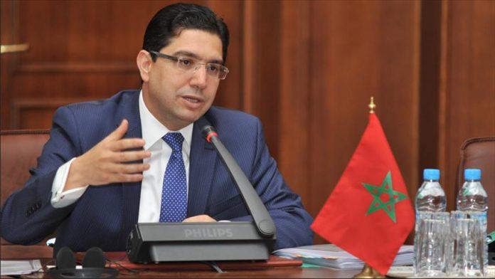 ناصر بوريطة وزير الخارجية المغربي