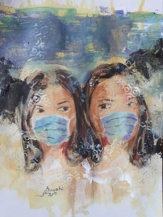 الفنان التشكيلي عبد السلام الرواعي