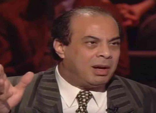 الفنان الكوميدي المصري المنتصر بالله