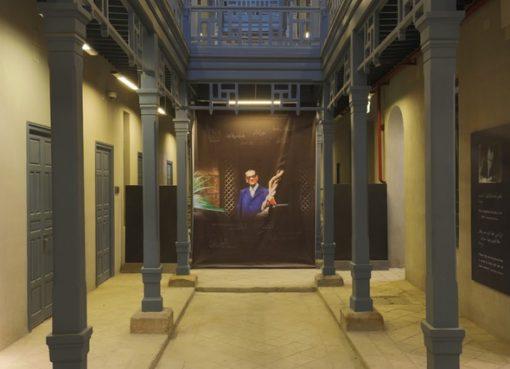متحف نجيب محفوظ في القاهرة